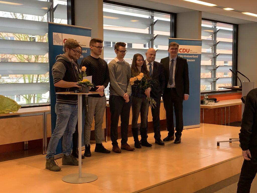 Ehrenamtspreis der CDU Castrop-Rauxel